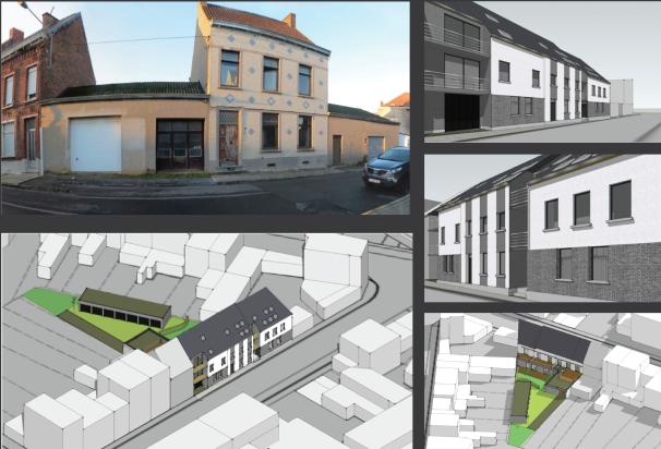 A1art architecte architecture archi aménagement espace